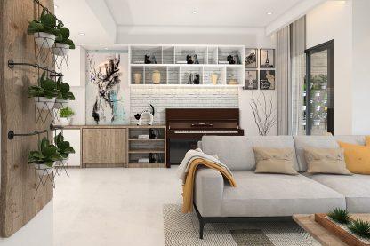 Sofa băng cho nhà chung cư