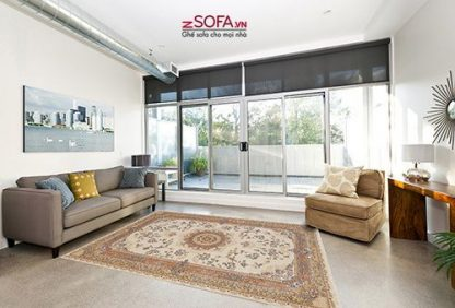 Thảm trải phòng khách của zSofa