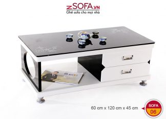 Bàn trà phòng khách chất lượng zSofa