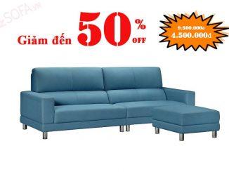 Khuyến mãi sofa giảm 50%