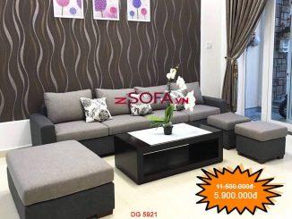 Sofa góc nhỏ quận 5