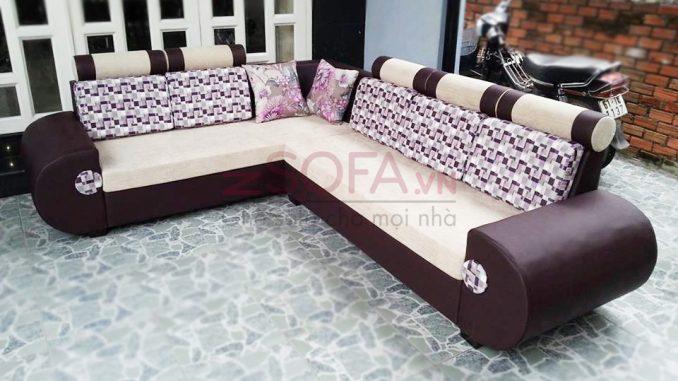 Ghế sofa chữ L Z87