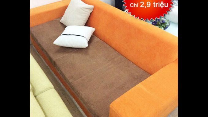 sofa khuyến mãi giá rẻ dưới 3 triệu