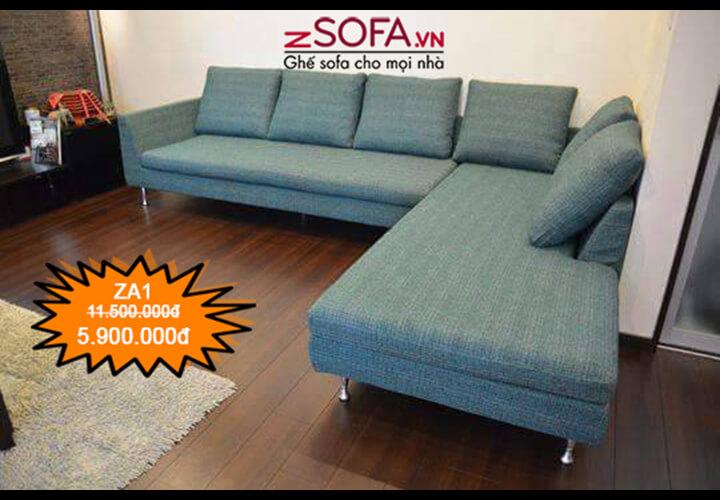Ghế sofa giá rẻ za1