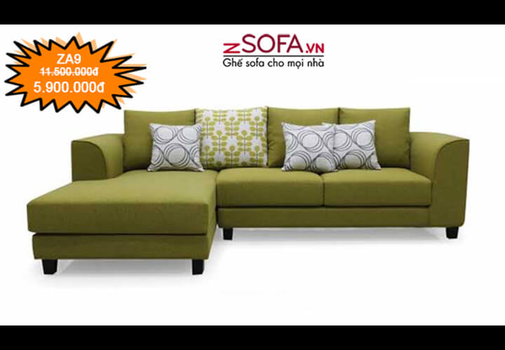Ghế sofa giá rẻ ZA9