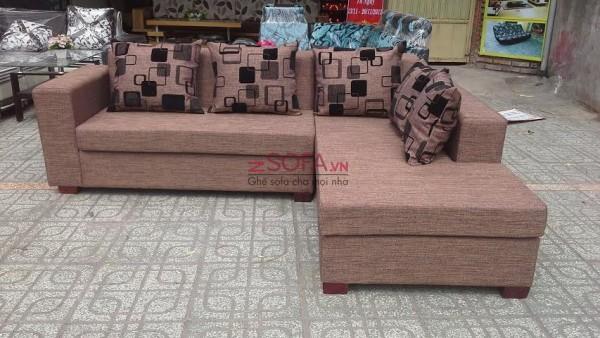 sofa góc nhỏ