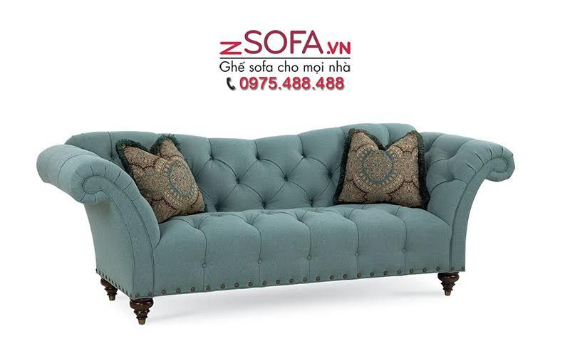 Sofa phòng khách băng tân cổ điển