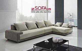 Bộ bàn ghế sofa góc giá rẻ của zSofa