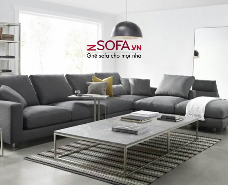 Ghế sofa đẹp hiện đại của zSofa - uy tín và chất lượng