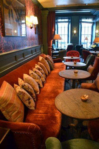 Ghế sofa quán cafe ZC009