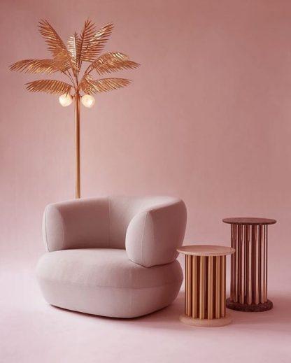 Ghế sofa quán cafe ZC014