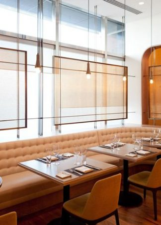 Ghế sofa quán cafe ZC033