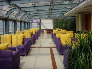 Ghế sofa quán cafe ZC020