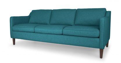 Ghế sofa băng màu xanh ZB1203