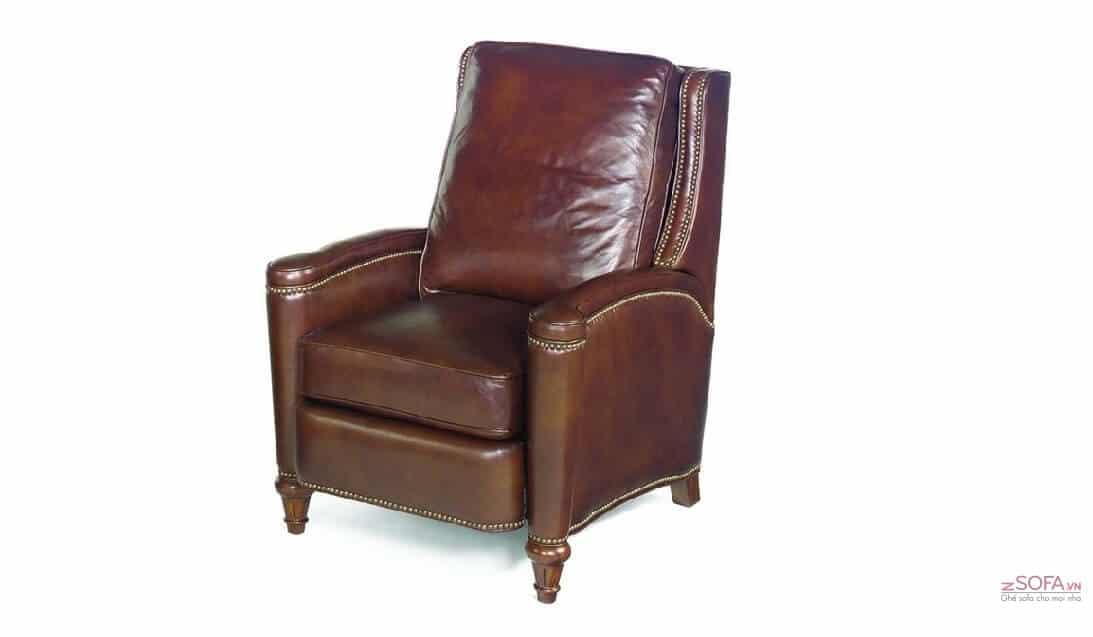 Ghế sofa da đơn chất lượng cao cho phòng khách