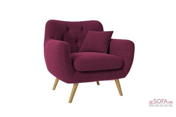 Ghế sofa đơn nhỏ giá rẻ chất lượng cho phòng khách nhỏ