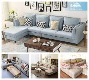 Sofa góc chữ L Z3013