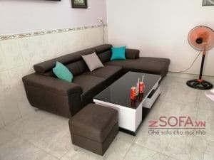 Sofa phòng khách hiện đại thời thượng