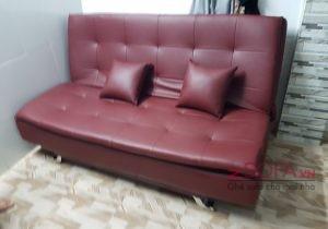 Ghế sofa giường cao cấp - kiểu dáng ghế sofa thoải mái nhất cho phòng khách