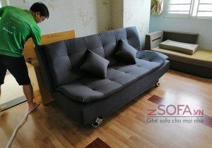Ghế sofa bed giá rẻ kiểu dáng đẹp chất lượng