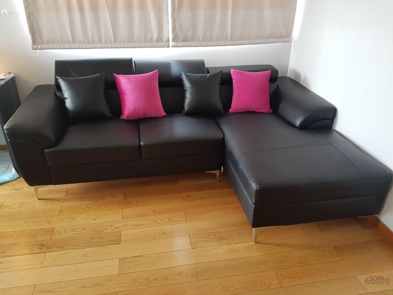 Sofa da cao cấp kmz038