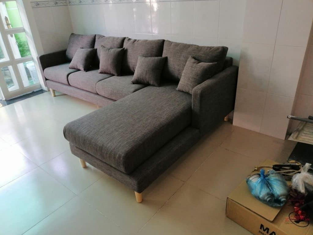 Sofa góc chữ L KMZ042