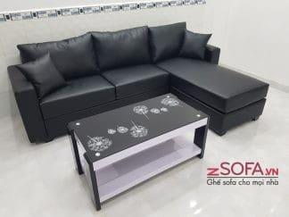 Sofa góc dả gia KMZ053