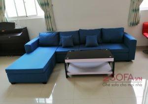 Ghế sofa nỉ góc giá rẻ ở đâu chất lượng nhất