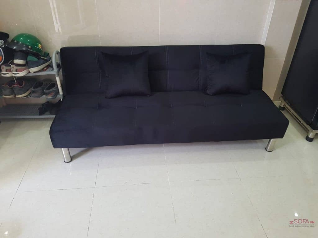 Sofa bed mini KMB2 màu đen