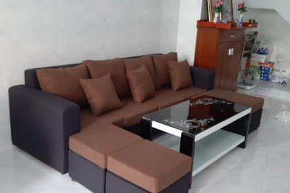 Mẹo chọn bàn ghế sofa phù hợp với phòng khách