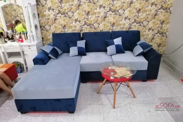 Sofa góc giá rẻ KMZ004