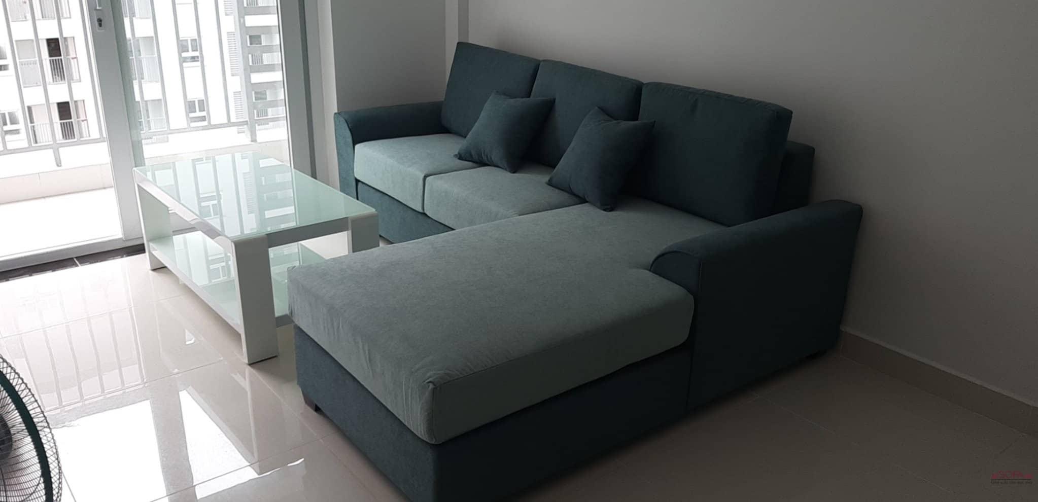 Sofa góc giá rẻ KMZ019