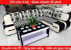 Mua bộ bàn ghế sofa giá rẻ cho phòng khách ở đâu ?