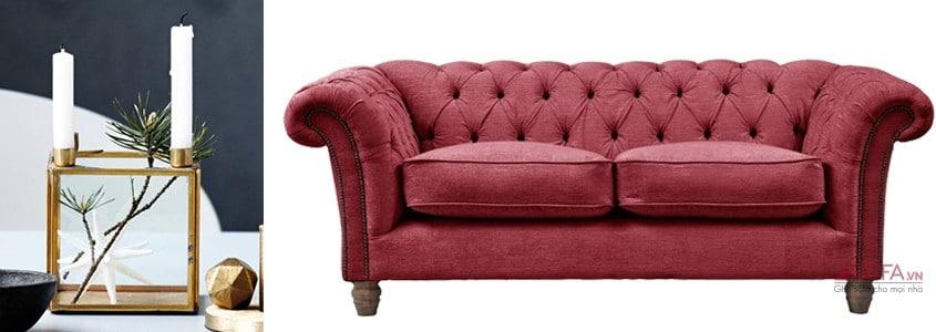 Ghế sofa cổ điển - kiểu dáng ghế sofa sang trọng nhất