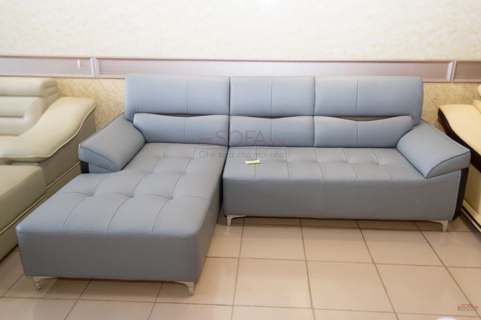 Ghế sofa nỉ góc giá rẻ