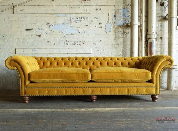 Ghế sofa băng dài 2 3 chỗ cho phòng khách